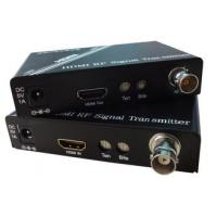 Quality HDMI Coax Extender over coaxial cable up to 500meter by RF solution for sale