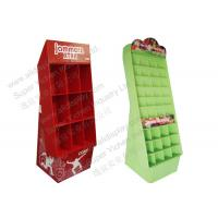 Best make up display stand tile display stand cardboard greeting card display wholesale