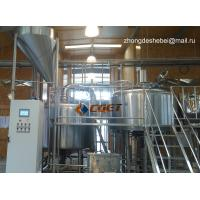 Buy cheap 3000L Large Scale Brewing Equipment 304 Sanitary Pumps from wholesalers
