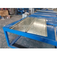Buy cheap Portable Standing Seam Roll Former, Standing Seam Roofing Machine from wholesalers