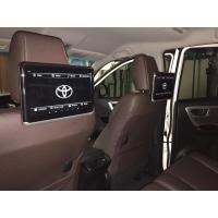 Quality Headrest Entertainment Car Back Seat DVD Player Android 10.1'' Easy Installing for sale