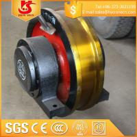 Quality Safe Driving Crane Wheel Set For overhead and gantry crane for sale
