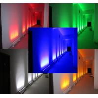 Quality 9pcs led battery&wireless dmx bar light stage wall led washer lights for sale