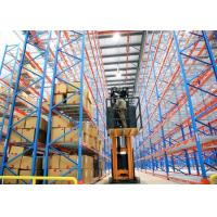 China Dexion Warehouse heavy duty storage steel selective pallet rack on sale