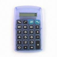 Quality Handheld Calculator, Various Colors are Available for sale