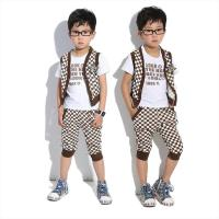 Quality free sample frock suit nova baby wear kids khaki pants wholesale clothing for sale