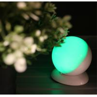 Quality Round Shape Wireless Motion Sensor Night Light , USB Powered Led Lights For Decorating for sale
