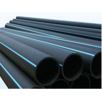 Quality Flexible Water polyethylene (PE) pipe tube dn ≥ 75 applications underground  for sale