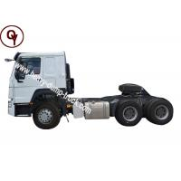 China Steel Material 371HP Tractor Head Truck Sinotruck Made Lorry Tractor Unit on sale