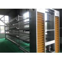 Quality Corrosion Resistant 5 Tiers Chicken Farm Layer Hen Cages for sale
