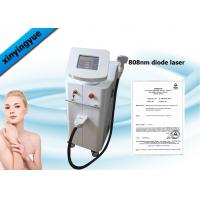 Quality Multifunction Adjustable 25 - 400 ms Diode Laser 808nm Hair Removal Machine for sale
