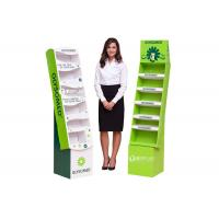 Best Cosmetic Custom Cardboard Stands Display  With Customized Design wholesale