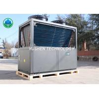 China High Power Air Source Water Heat Pump / Air Conditioning Equipment 30HP on sale