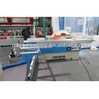 Best 3000mm sliding table wood cutting panel saw, woodworking machine wholesale