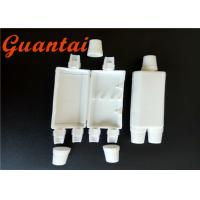 Quality 1 Inlet 2 Oulets Drop Cable Splicing Protective Box 150*120*50mm Dimension for sale