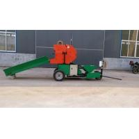 China Automatic combined silage baler wrapper on sale