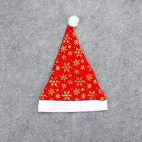 Buy Winter Xmas Adult Kids Santa Hats Long Plush For Christmas Day ISO9001 at wholesale prices