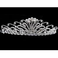 Best Classic Bridal Jewelry Bridal Hair Accessories Tiaras and Crowns Z9043-2 wholesale