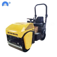 Quality Changchai Engine Road Construction Equipment Mini Road Roller Used For Compacting Gravel Soil Asphalt Roads for sale