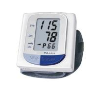Buy cheap WRIST-TYPE FULLY AUTOMATIC ELECTRONIC BLOOD PRESSURE MONITOR HC-610 from wholesalers