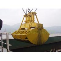 China Ship Remote Control Grabber High Efficiency For Handling Bulk Material Cargoes on sale