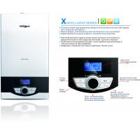 Quality Residential Gas Boiler Heating System , Home Gas Boiler For Heating And Hot Water Supply 855*470*390mm for sale