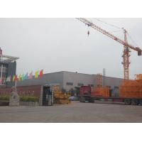 China Self Climbing Construction Tower Crane For 8 T Max Hoisting Weight Lifting Tower on sale