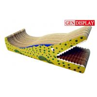 China Chair Cardboard Cat Scratcher , Corrugated Cardboard Cat Scratchers on sale