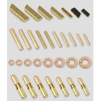 Pins, retainers, bolts, nuts for excavator bucket teeth adapters