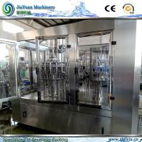 Enhanced Rotary Washing Filling Capping Machine Siemens PLC System