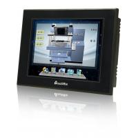 Quality True Colors 7'' LCD Industrial HMI 4-Wire Resistor Touch Screen 128MB RAM for sale