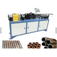 Quality Copper Aluminum Bundy Tube Straightener Cutter High Accuracy Concentricity for sale