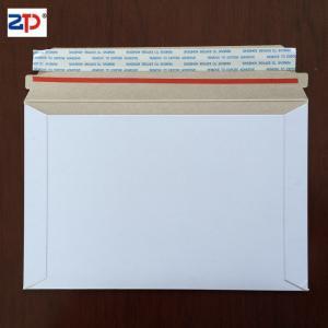 Quality board mailer cardboard rigid envelope for sale