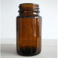 Best Amber Colored Essential Oil Glass Bottles 100ml 30ml 10ml with plastic cap wholesale