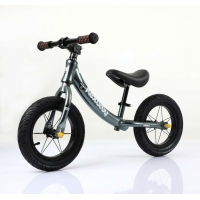 Quality Best Sales No Pedal 12inch Aluminum Kids Balance Bike Ride On Toy With Inflatable Tires&Tube for sale