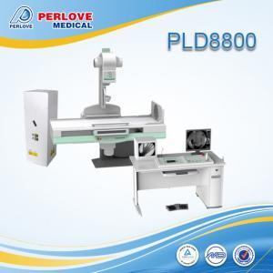 Quality 50kw fluoroscopy Xray machine digital X-ray unit PLD8800 price with CE for sale