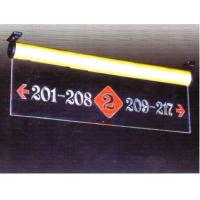 China plexiglass sign led,illuminated letter signs,acrylic logo sign on sale