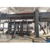 China ISO Autoclaved Aerated Concrete AAC Block Cutting Machine for sale