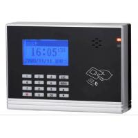 Quality S100 CARD TIME CLOCK 125KHZ PASSWORD TCP/IP SOFTWARE EMPLOYEE ATTENDANCE SYSTEM for sale