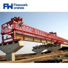 Buy cheap 250 ton Double Truss Type Concrete Bridge Beam Launcher from wholesalers