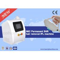 China OPT Advanced SHR IPL Technology Permanent Hair Removal and Wrinkle Removal on sale