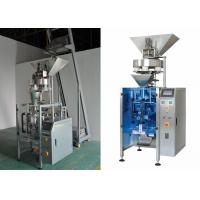 Quality Volumetric Form Fill Seal Packaging Machine , Durable Volumetric Cup Filler Machine for sale