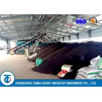 Quality Carbon Steel Organic Fertilizer Production Line Manure Pelleting Machine for sale
