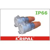 Quality Weatherproof 500V IP66 Industrial Coupler Connector AS/NZS for sale