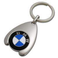 Buy cheap Waterdrop Trolley Coin Keychain from wholesalers