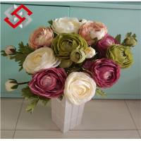 Buy cheap Artificial Floral Silk Flower for Home Office Decor and Bonsai from wholesalers