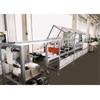 Buy cheap Digital Polyester Film Making Machine For Mylar / Busbar Mylar Wrapping Machine from wholesalers