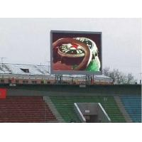 Quality Outdoor Full Color led electronic advertising display screen RGB 30bits for sale