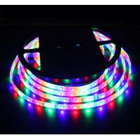 China RGB with IC Low Voltage Led Strip Light 30 LED / M Super Bright 7.2W / M For Steps on sale