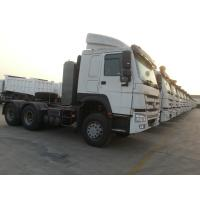 China HOHAN 6x2 Tractor Trailer Truck Prime Mover 340HP For Pulling Stake Trailer on sale